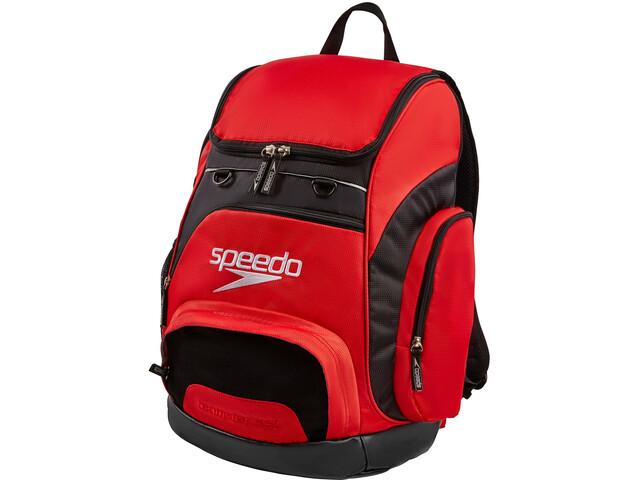 speedo Teamster Rugzak L, red